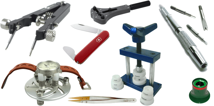 Watch tools watchmaker tool repair watches Bergeon Horotec Kadloo Swiss Kubik MTE S1