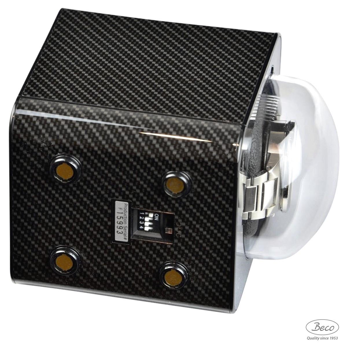 Uhrenbeweger Pro6 Fancy Carbon Boxy Racing Oder Starterset Bausatz tsdCQrh
