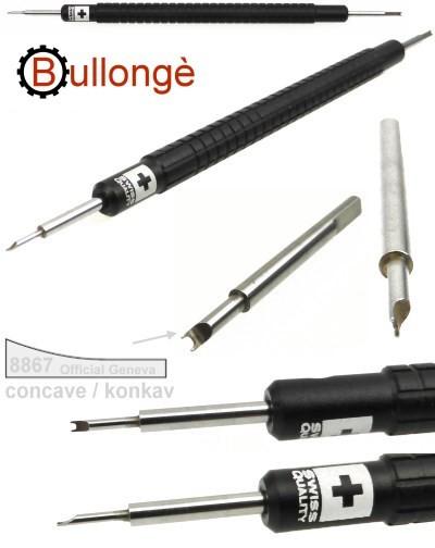 Springbar tool 8767-RO BULLONGÈ 1.08 + 1.38mm
