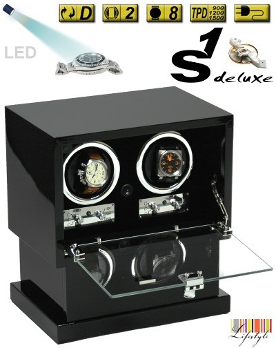 S1 german Life Style Cube 2 watch winder