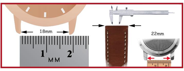 Watch tool shop wachmaker repair tools straps leather bracelet watches repair measure