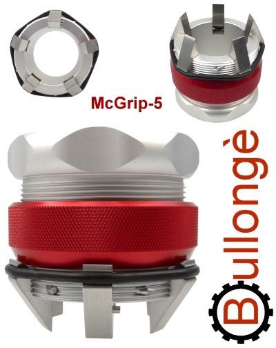 Watch case opener for 15-edged case backs BULLONGÈ McGrip-5