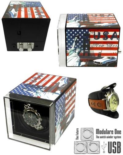 MODULARE ONE USB USA watch winder PRO